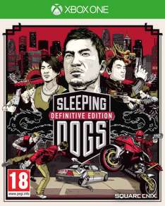 Sleeping Dogs Definitive Edition -  Xbox one 13,99€