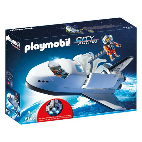 [Real Bundesweit] Playmobil Space Shuttle 6196 für nur 16,99€