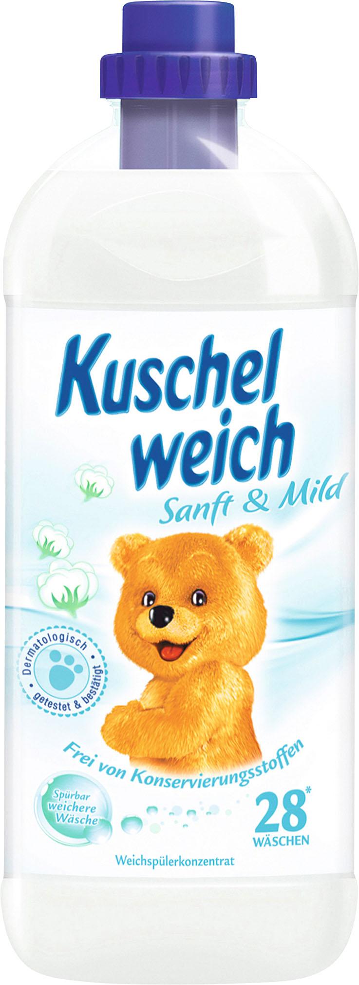 KAUFLAND - 16.02 - 22.02. Kuschel Weich - Weichspühler 1Liter Flasche nur 88 Cent