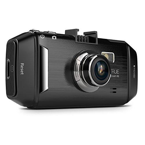 Vantrue R2 Dashcam 2K Auflösung mit Einparkhilfe & Superior-Nachtsicht