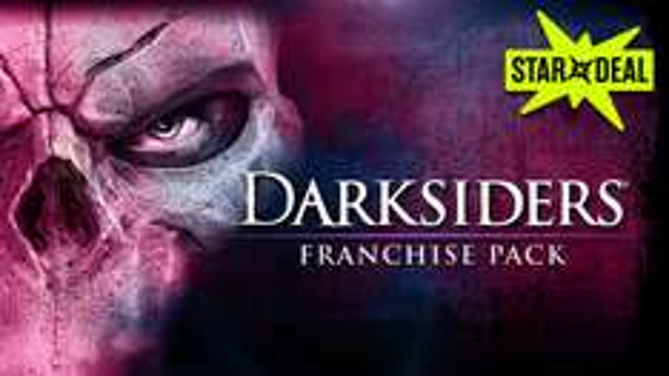 [Darksiders Franchise Pack] Warmastered Edition + Deathinitive Edition + Soundtrack für 4,99€ [Bundle Stars] [Steam]