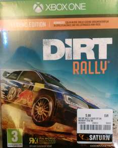 *ABGELAUFEN* LOKAL Saturn Mall of Berlin: Dirt Rally Legend Edition XBox One