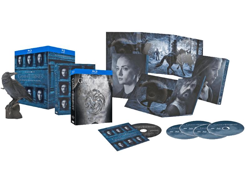 Game of Thrones: Staffel 6 – Exklusive Edition mit Figur + Bonus-Disc (5 Discs Blu-ray) für 38,79€ (Saturn)