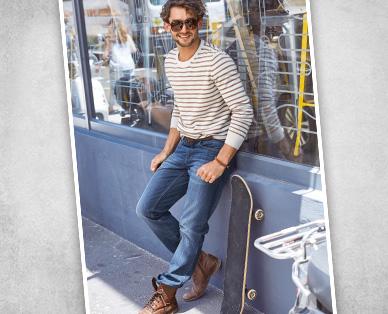 Jeans aus Bio-Baumwolle - Aldi Süd - ab Do. 23.02.2017