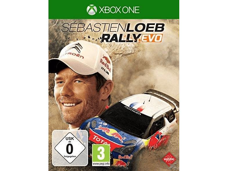 Sébastien Loeb Rally Evo (Xbox One) für 9,99€ Versandkostenfrei (Saturn)