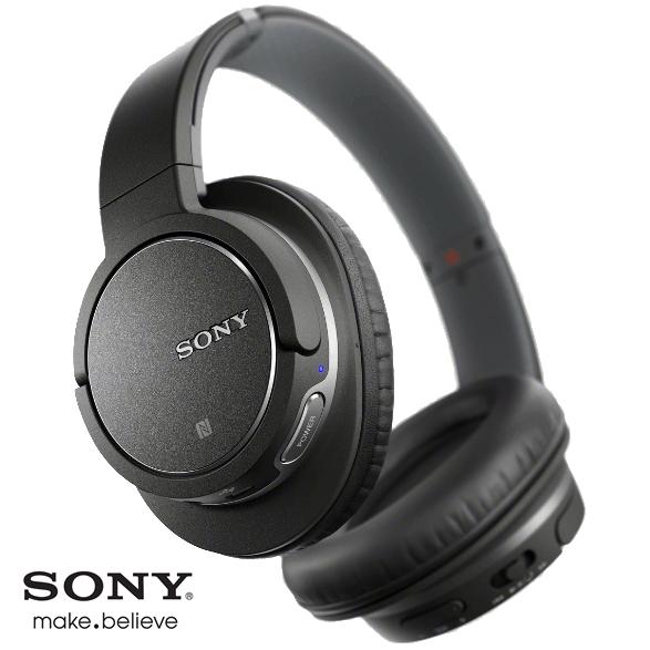 Sony MDR-ZX770BNB: Over-Ear Bluetooth-Kopfhörer mit Digital Noise Cancelling für 99,99€ [Saturn] & [Amazon]