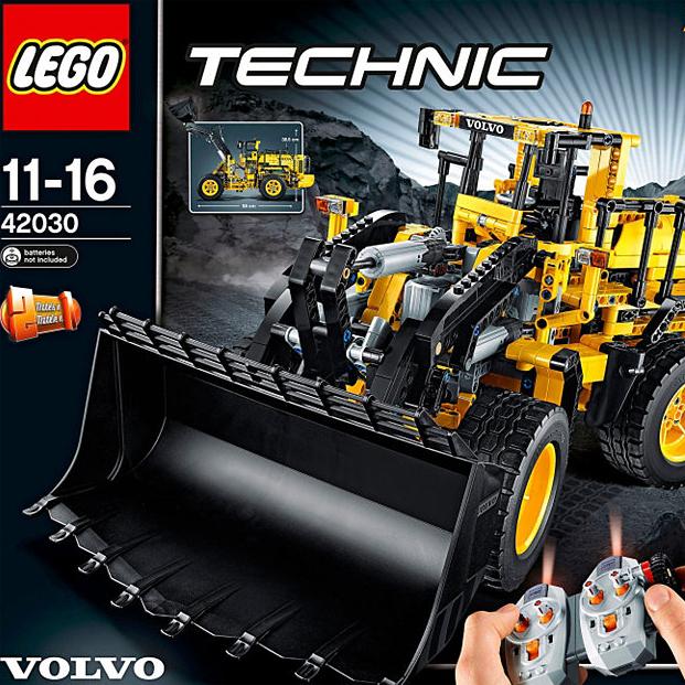 LEGO Technic Volvo L350F ferngesteuerter Radlader [42030]