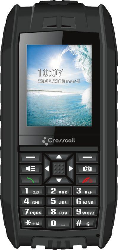 Schwimmfähiges Outdoorhandy Crosscall Shark V2