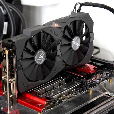 "Asus Radeon RX 470 DC2 Grafikkarte mit 4GB + Key ""Hitman"""