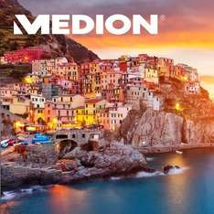 MEDION LIFE TV P18088 (65'' UHD Backlight, 6.000:1, Triple Tuner, 3x HDMI 2.0 + VGA, 3x USB, CI+, VESA, EEK A)