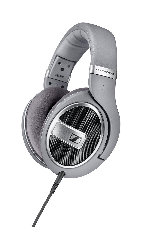 Sennheiser HD 579 ohrumschließender, offener Premium-Kopfhörer für 136,92€ [Amazon.es]