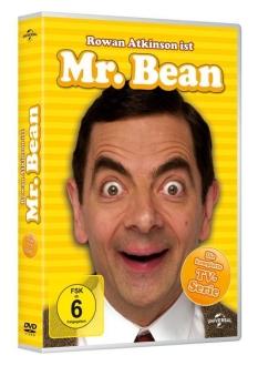 Mr. Bean - Die komplette TV-Serie (3 DVDs) für 8,29€ [Thalia]
