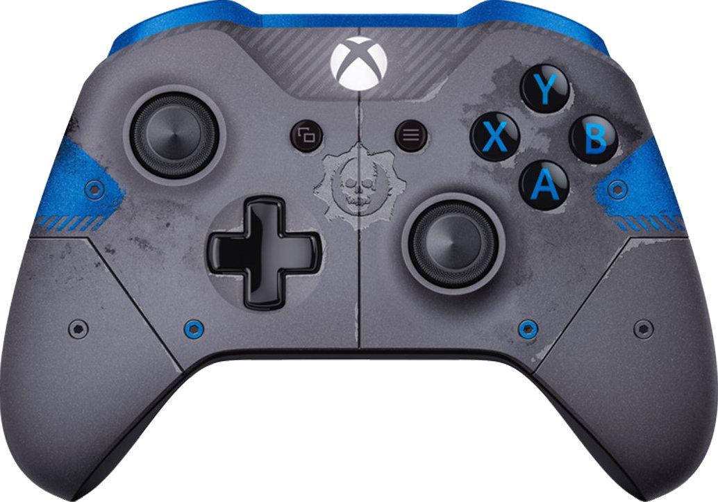 [Lokal Saturn Darmstadt (Stadtmitte)] Microsoft Xbox Wireless Controller Gears of War 4 JD Fenix Limited Edition für 47€