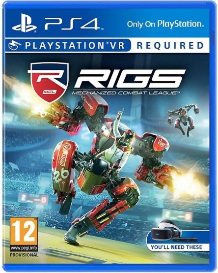 Rigs PS4 PSVR Spiel für 19€ (1Stk wird aber anscheinend ab und zu? nachgelegt)