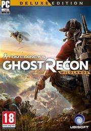Tom Clancy's Ghost Recon Wildlands [Deluxe Edition, uPlay] für nur 39,70€