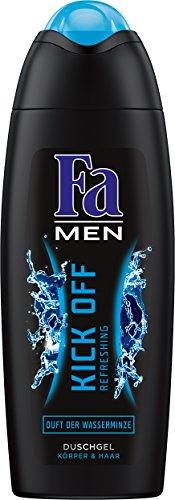 Fa Duschgel Men Kick Off Refreshing, 3 x 6er Pack (18 x 250 ml) + gratis Kosmetikkorb für 9,95 € (55,3 ct pro Stück) @ amazon prime