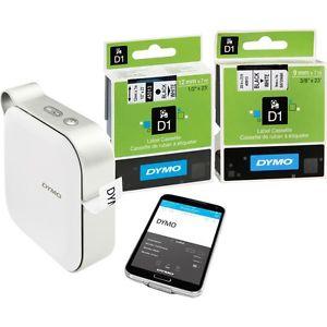 Dymo MobileLabeler Bundle inkl. 1 x Etikettenkassette und 1 x Schriftband für 94,90 Euro