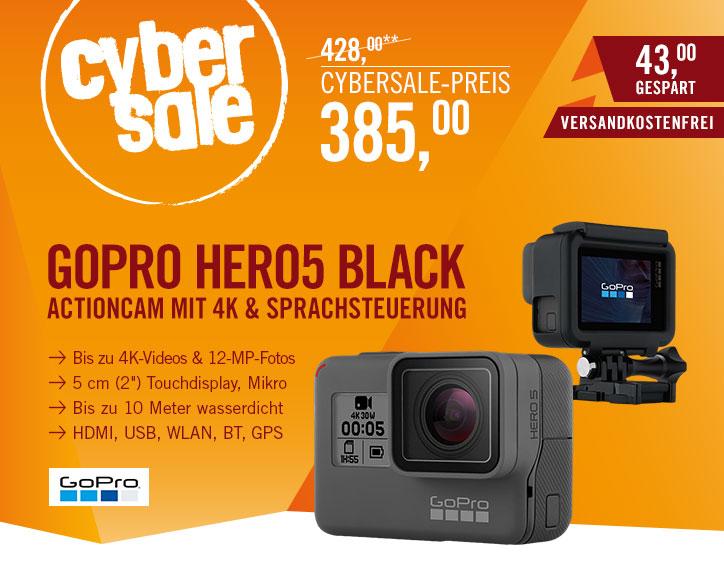 Cyberport CyberSale GoPro HERO5 Black