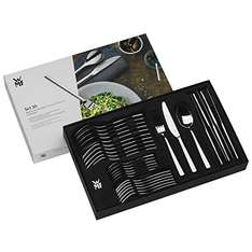 WMF Besteck-Set aus Edelstahl 30-teilig (6 Personen) für 69,00 Euro statt 107 Euro bei Amazon