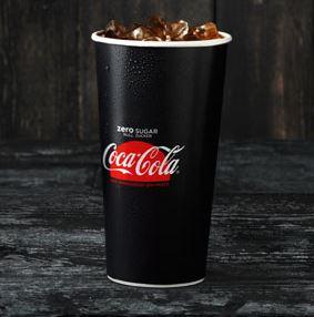 [evtl. personalisierter Gutscheincode] Coca-Cola Zero Sugar kostenlos bei McDonald's