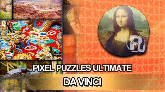 [Steam] Pixel Puzzles Ultimate DLC: Da Vinci Pack