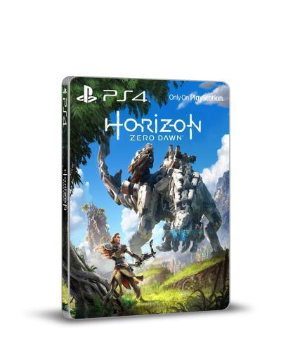 Horizon Zero Dawn Steelbook PS4 + 2 DLC 49,99€ + 8,23 Versand aus Frankreich