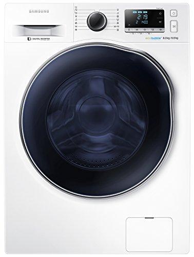 [Amazon] Samsung WD80J6400AWEG Waschtrockner / 8kg Waschen / weiß / 1088 kWh / SchaumAktiv Technologie + 75€ Cashback