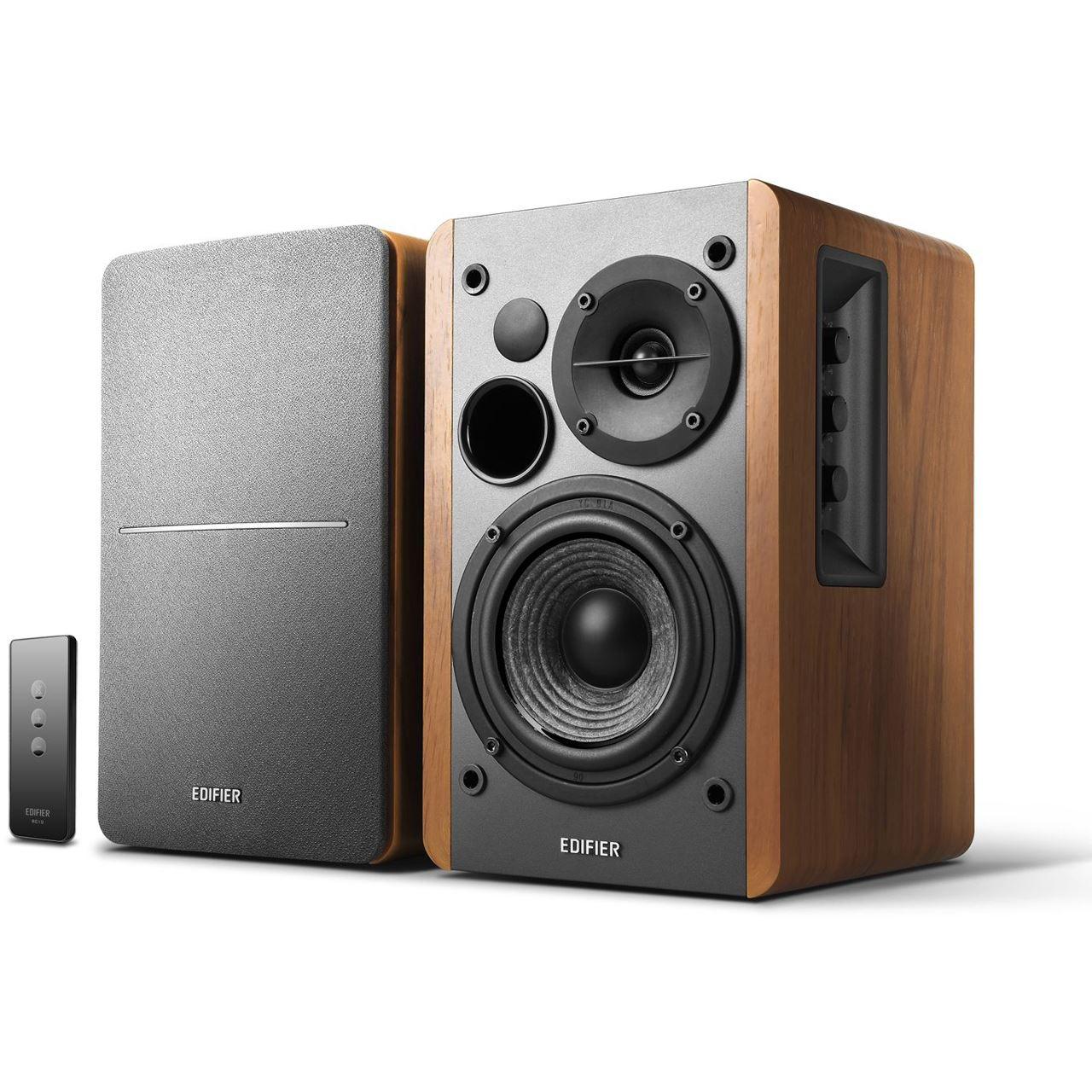 Edifier Studio R1280T (2.0-Soundsystem, 42 Watt) und Edifier Studio R1700BT (2.0, 66 W, Bluetooth) @ Mindfactory