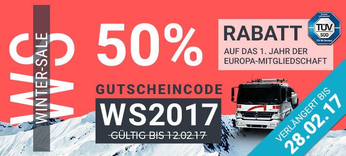 """Europaweite Pannen- und Abschlepphilfe """"JimDrive"""" für rechnerisch 8,99€ im 1. Jahr dank GETMORE"""