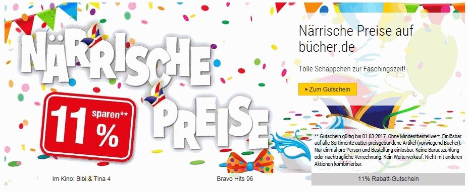 Buecher.de 11% Rabatt z.b. Switch Joy Cons günstig abgreifen