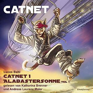 CATNET 1 Hörbuch: Alabastersonne kostenlos als MP3