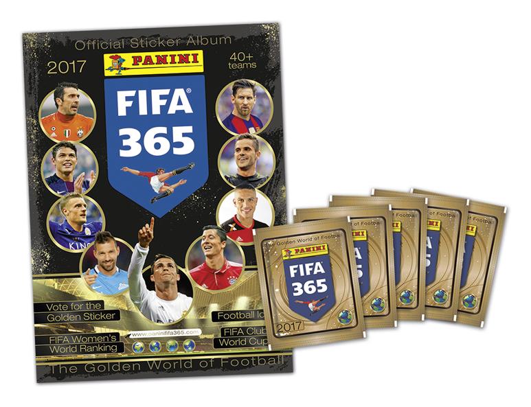 FIFA 365 Stickeralbum komplett kostenlos