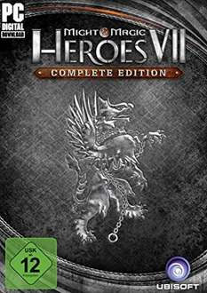 Might & Magic Heroes VII Complete Edition + Heroes III HD Edition für 16,99€ [amazon] [Uplay]