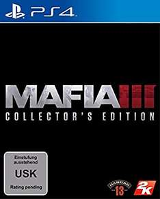 [Amazon Blitzangebot] Mafia 3 Collectors Edition PS4