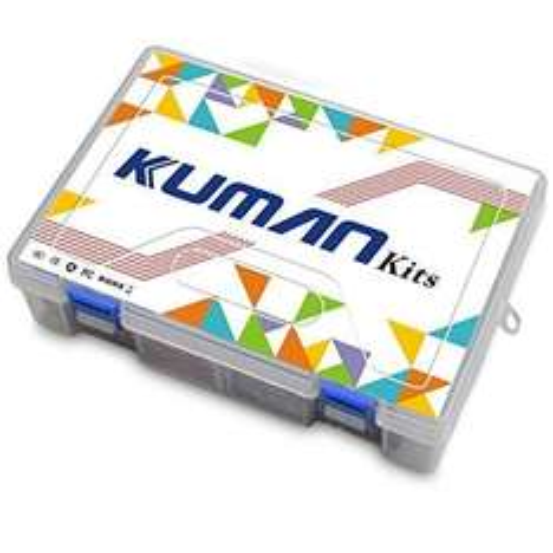 Amazon: Kuman Project Super Starter Kit für Arduino R3