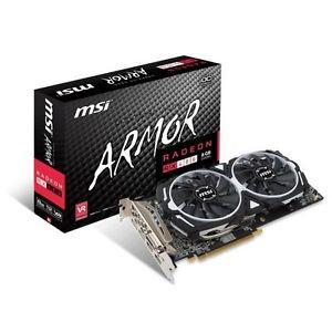 HIS Radeon RX 480 IceQX2 OC 8 GB für 222,62€ und MSI AMD Radeon RX 480 Armor 8G OC für 223,47€ durch Ebay-Plus Testmonat!