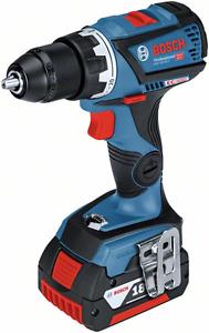 [Ebay Plus] BOSCH Akkuschrauber GSR 18V-60 C + 2x Akku 5,0 Ah +Schnellladegerät und  L-Boxx für 192,94€