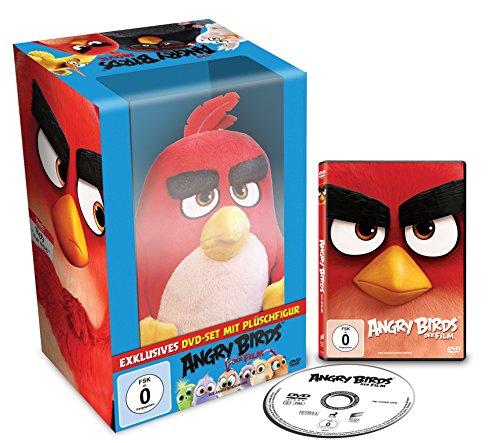 Angry Birds der Film (DVD) inkl. Plüschfigur für 9,97€ mit [Amazon Prime]