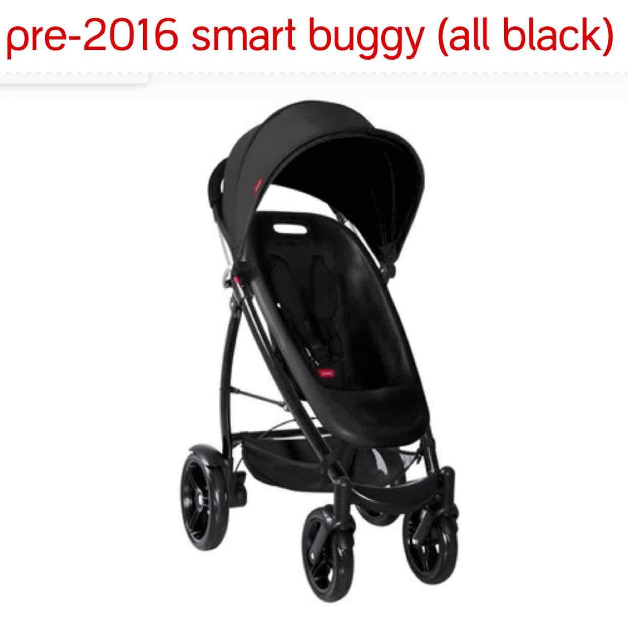 Phil&Teds Smart Buggy und Zubehör mit 50% Rabatt [Phil&Teds Shop]
