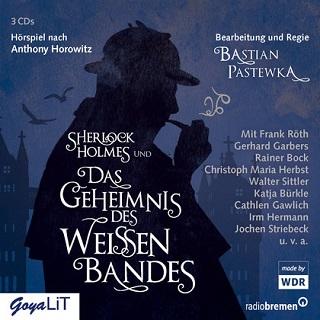 Hörspiele - Jekyll & Hyde und Sherlock Holmes (Das Geheimnis des weißen Bandes)