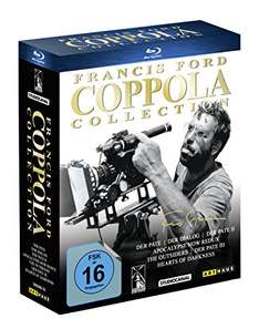 Francis Ford Coppola Collection [Blu-ray] für 39,97 € > [amazon.de]