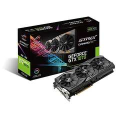 Asus GeForce GTX 1070 Strix ROG OC für 434 mit Ebay-Plus