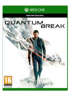 Quantum Break inkl. Alan Wake (Xbox One) für 18,52€ inkl. VSK (game.co.uk)