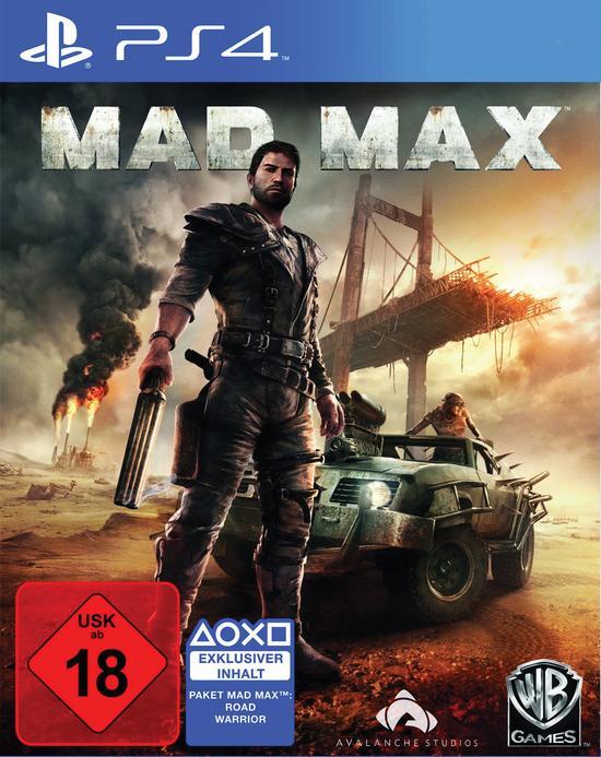 [Offline] Mad Max PS4/ Xbox One für 9,96€ @ Gamestop