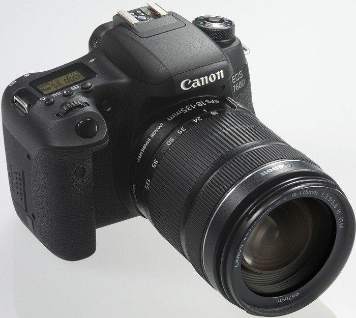 [Vienna-Camera] Preisfehler Canon EOS 760D mit Objektiv EF-S 18-135mm 3.5-5.6 IS STM für 139€