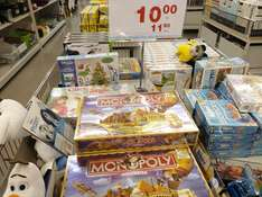 [LOKAL] [METRO Ludwigshafen] Monopoly Weltreise