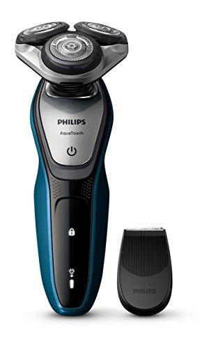 [Amazon oder Mediamarkt] Philips AquaTouch Nass- und Trockenrasierer Präzisionstrimmer S5420/06 + Gratis Trimmer oder Bodygroom von Philips (Wert 19,99€)