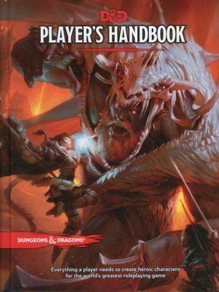 Dungeons & Dragons Player's Handbook für 37,34 €