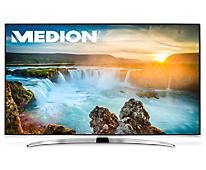 """Medion Life X18083 (MD 31186) für 868,95€ inkl VSK @ Medion - 65"""" UHD TV mit Triple-Tuner"""