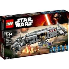 [Alternate]LEGO 75140 Star Wars Resistance Troop Transporter für 27,23€, Millennium Falcon 75105 95,89€ und viele weitere Sets